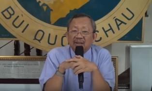 Il Prof. Bui Quoc Chau
