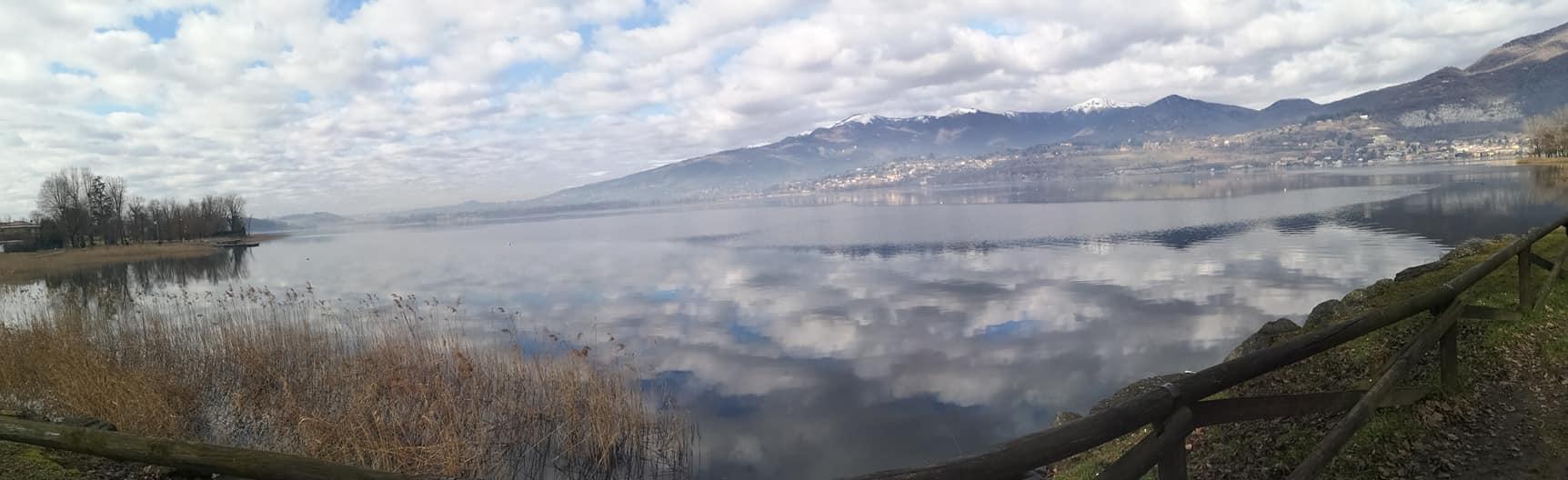 Fra Terra, Cielo, Nuvole, Lago e Montagne... Haola!